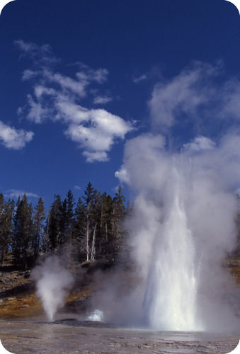 Geothermal heat sources are a potential source of energy