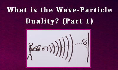 What is the Wave-Particle Duality? (Part 1)
