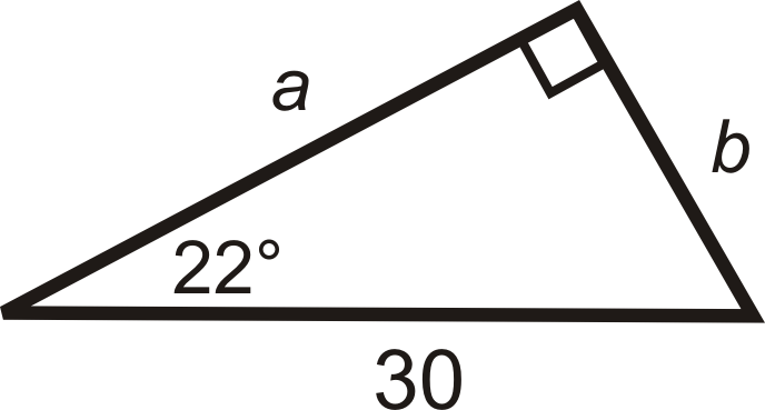 Trigonometric Ratios with a Calculator