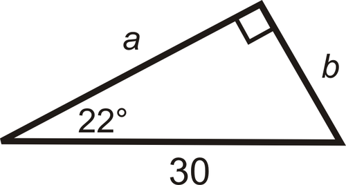 SLT 19 Explore the connection between trigonometric ratios and their associated angle.