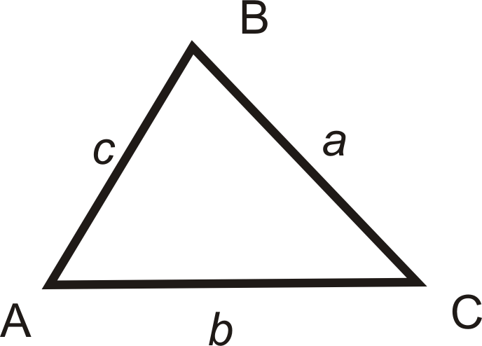 Extension: Laws of Sines and Cosines | CK-12 Foundation