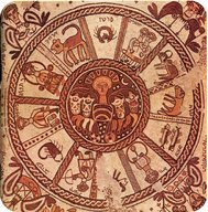 An ancient zodiac