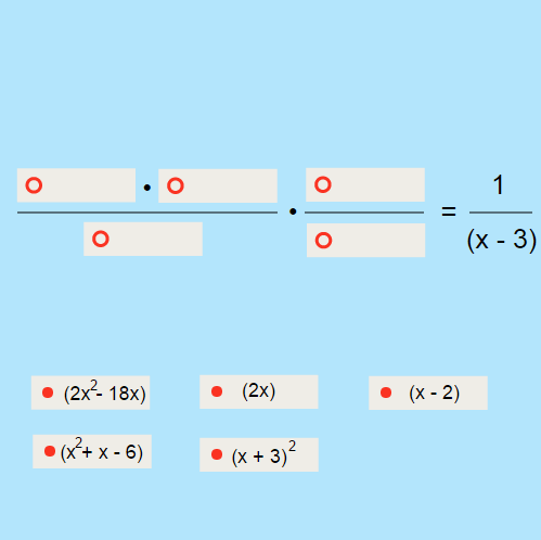 Multiplication of Rational Expressions