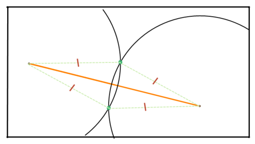 Civil D Draw Line Perpendicular : Bisectors of line segments and angles ck foundation