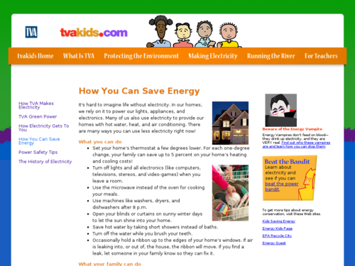 How You Can Save Energy