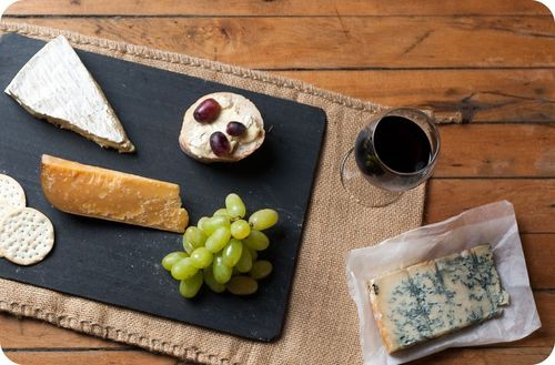 Cheese and wine are both made from fermentation