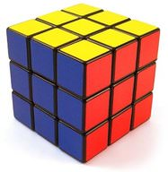 Picture of a Rubik's Cube