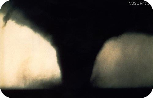 Picture of a tornado