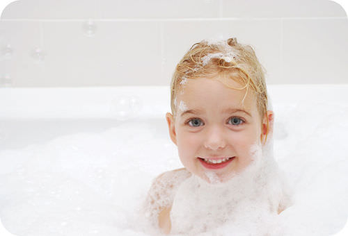 Bubble baths may cause irritation to the vagina for women and girls