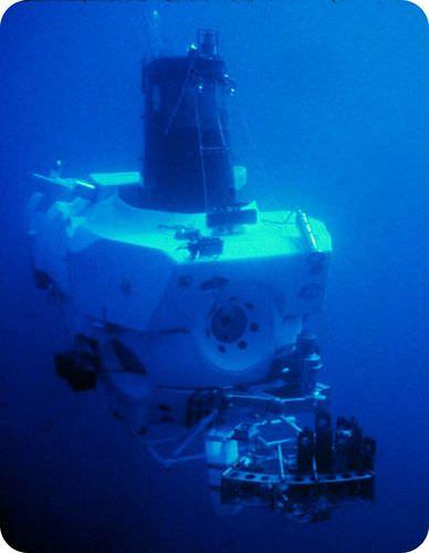 Oceanic Pressure