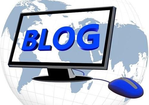 blogging graphic