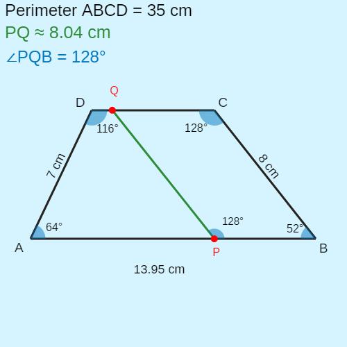 Area and Perimeter of Trapezoids