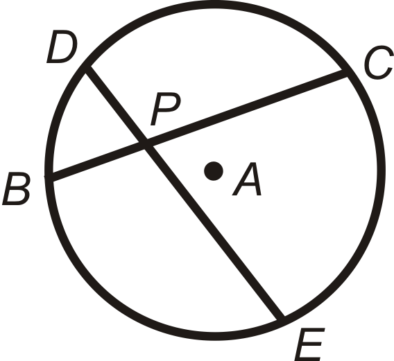 Angles On And Inside A Circle Read Geometry Ck 12 Foundation