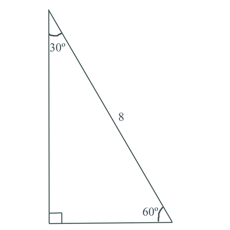 Relationships of Sides in 30-60-90 Right Triangles ( Read ...