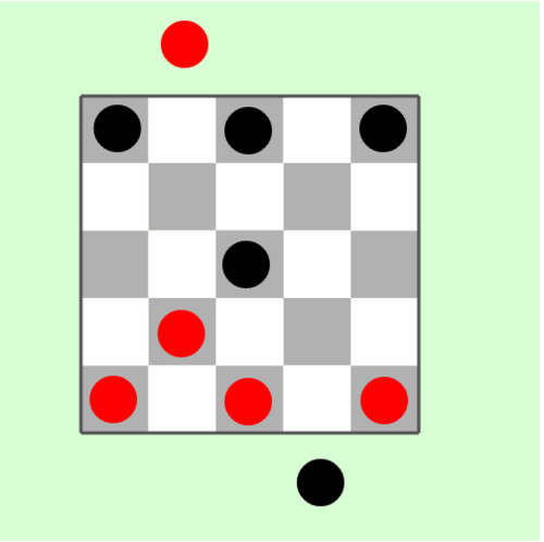 Percents: Play Checkers