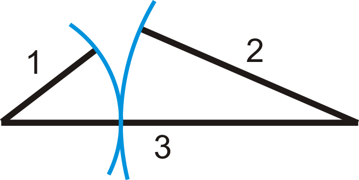 Triangle Inequality Theorem Read Geometry Ck 12 Foundation