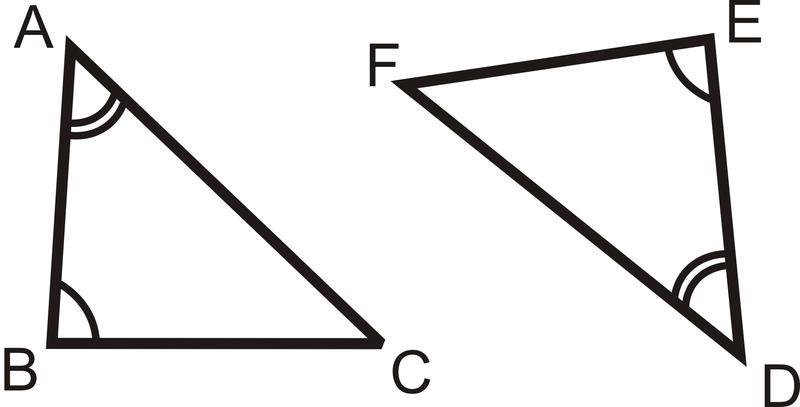Angle Angle Angle