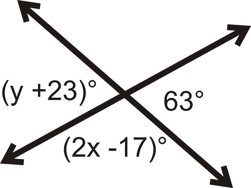 Linear Pair Worksheet Delibertad – Vertical Angles Worksheet