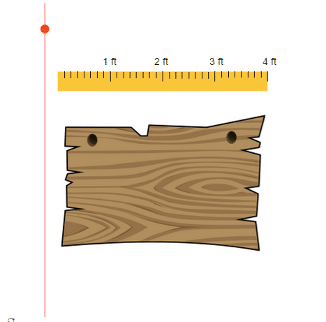 Solving Real World Problems with Two-Step Equations: Wood Cutting