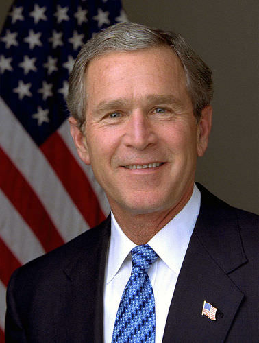 President George W. Bush Portrait