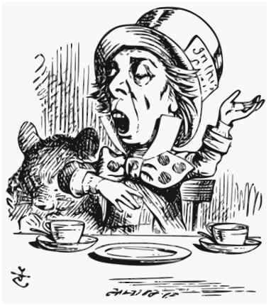The Mad Hatter, which resulted from mercury poisoning