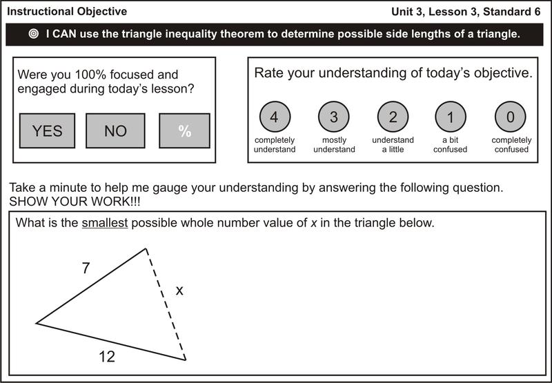 Triangle Inequality Theorem – Triangle Inequality Theorem Worksheet