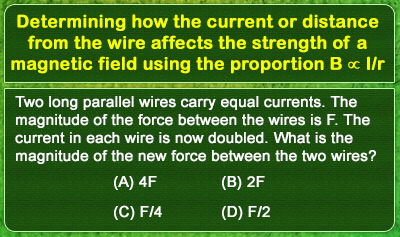 Magnetic Fields Produced by a Current-Carrying Wires - Example 1