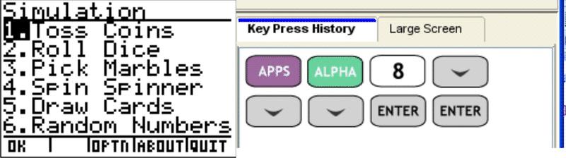 how to get calculator to show commas