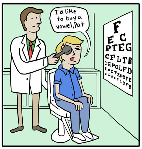 Vision Problems and Corrective Lenses
