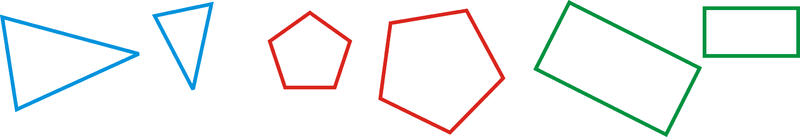 Similar Polygons and Scale Factors