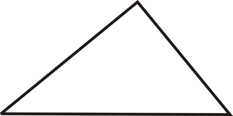 how to find the sides of a scalene triangle