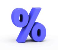 Percent of Decrease