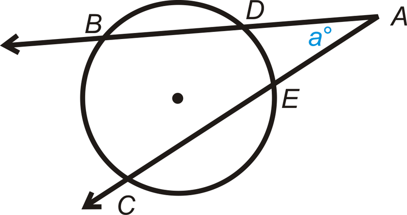 Captivating Fill In The Blanks Of The Proof For The Outside Angle Theorem