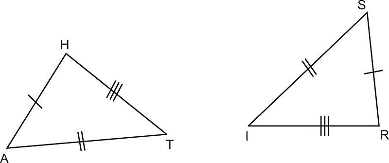 Triangle Congruence using SSS