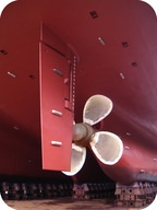 Small blocks of zinc are attached to ships to prevent corrosion of the hull