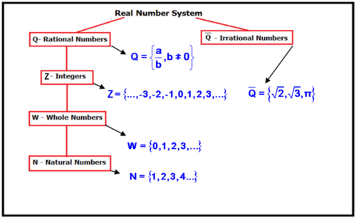 Real Number Line Graphs