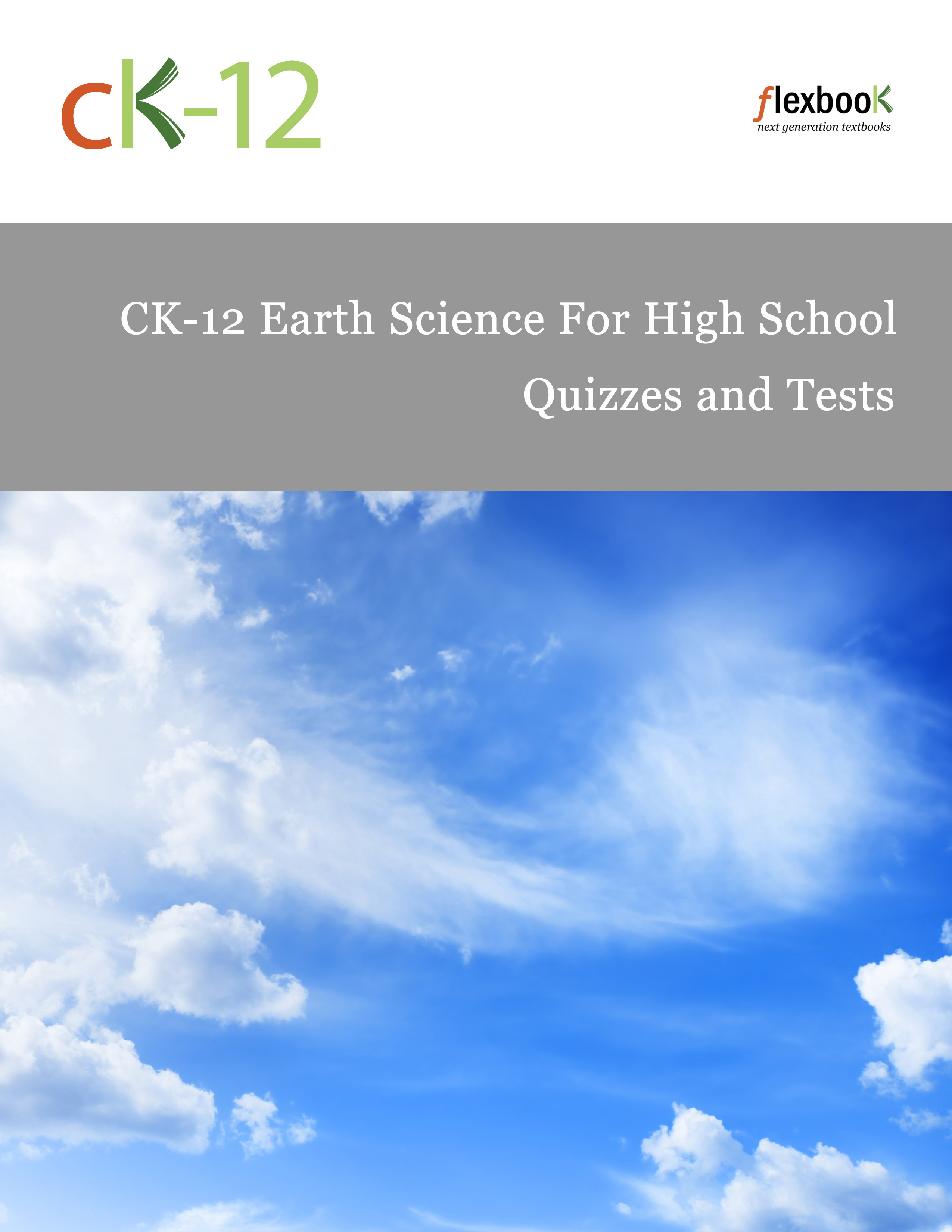 Worksheets High School Earth Science Worksheets ck 12 earth science for high school workbook foundation