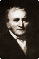 Portrait of John Dalton