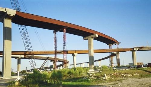 I-35 Construction Project Austin, Texas