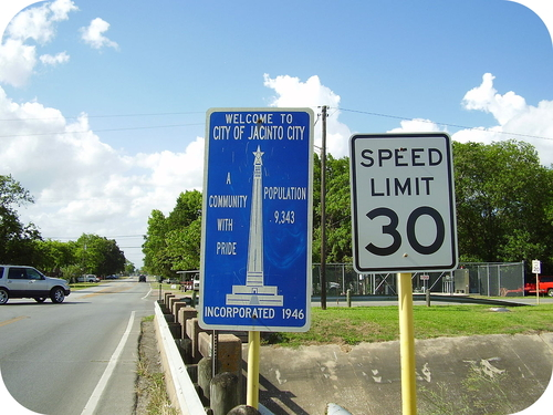 Speed limits have uncertainty built into it