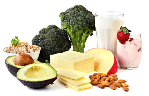 Foods that are good sources of calcium
