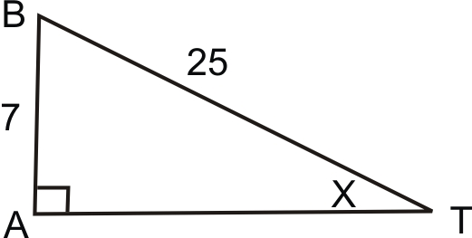 Definition Of The Inverse Of Trigonometric Ratios Ck 12