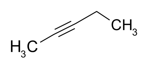 Example of another alkyne