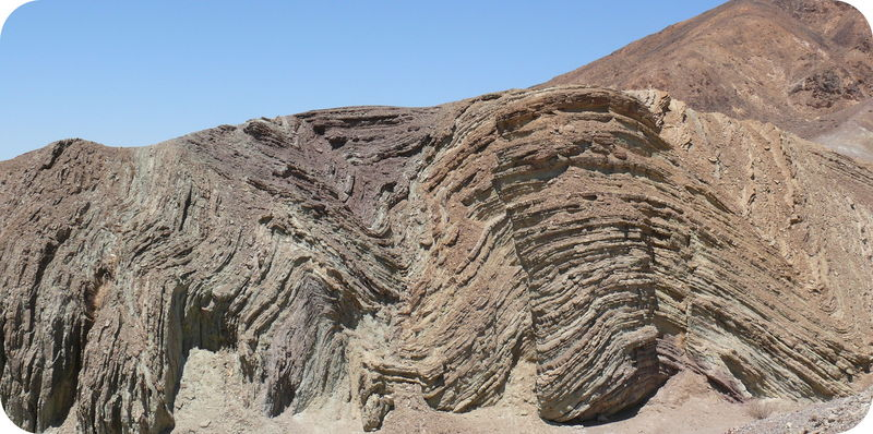 Picture of an anticline