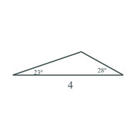 General Solutions of Triangles