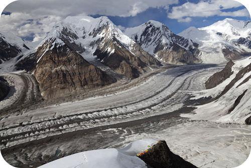 Erosion by Glaciers