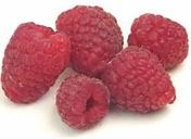 These raspberries stimulate several senses in the body