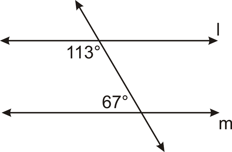 Same Side Interior Angles Read Geometry Ck 12