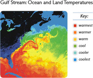 How Ocean Currents Moderate Climate