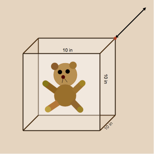 Whole Number Exponents: Teddy Bear Box